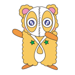 【MAMESUKE実績】イラスト ぽんきち変態仮面バージョン