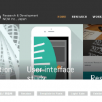 Websites DB:wowlab | Research & Development Department WOW inc., Japan